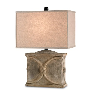 Waldenbury Table Lamp by Currey and Company | 6014-CC
