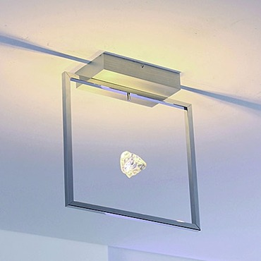 Magic Crystal Ceiling Light