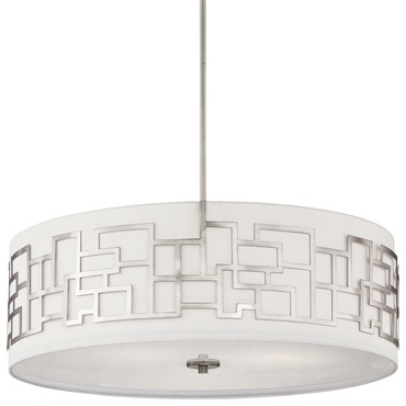 Alecia's Necklace 4 Light Pendant by George Kovacs | P197-084