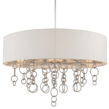 Ringlets 12 Light Pendant