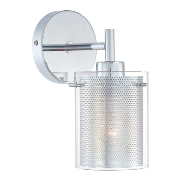 P962 Grid II Wall Sconce by George Kovacs | P962-077