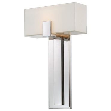 P1704 Wall Sconce by George Kovacs | P1704-613