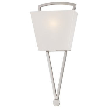 P1707 Wall Sconce by George Kovacs | P1707-613