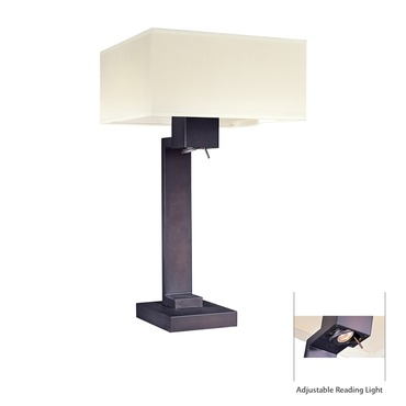 Step Table Lamp by George Kovacs | P342-617