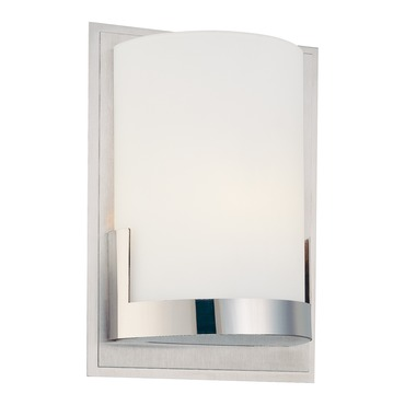 Convex 1 Light Wall Sconce by George Kovacs | P5951-077