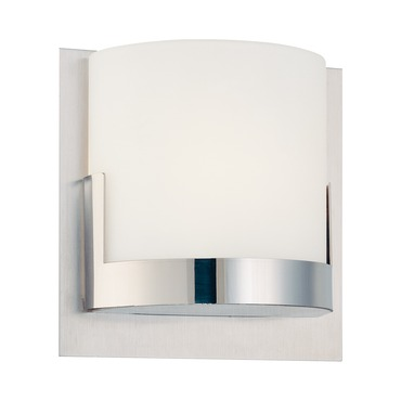 Convex Bath Light by George Kovacs | P5952-077