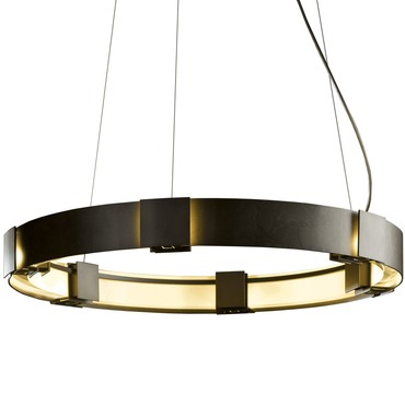 Aura Pendant by Hubbardton Forge | 138585-07-ZM399