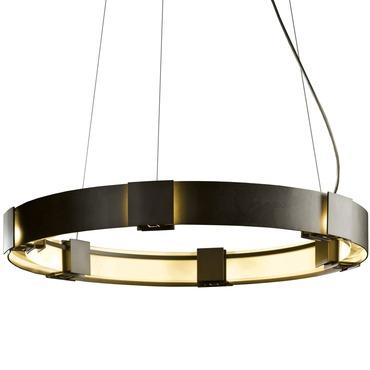 Aura Pendant by Hubbardton Forge | 138585-07-ZM399