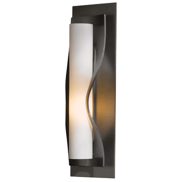 Dune Wall Light by Hubbardton Forge | 204790-08-G301
