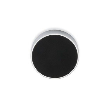 Alpha Round Wall Light