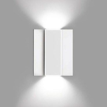Alpha Rectangle Wall Light