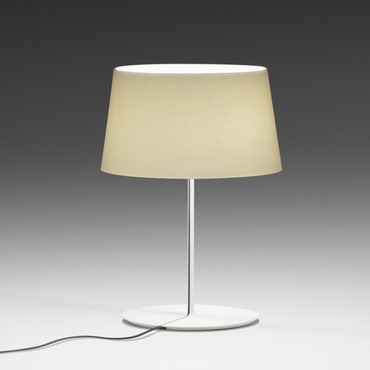 Warm Fabric Shade Table Lamp