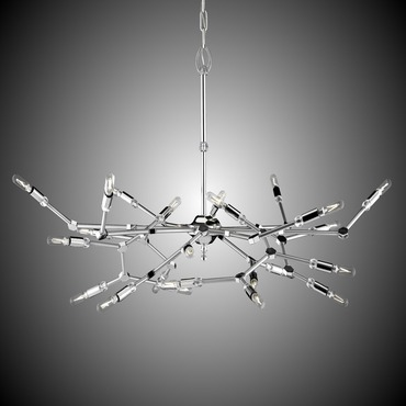 Magro 24 Light Chandelier