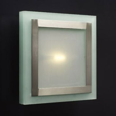 Slim Square Wall Sconce
