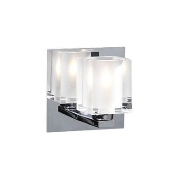 Glacier Bathroom Vanity Light by PLC Lighting | 3481-pc