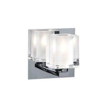Glacier Bathroom Vanity Light by PLC Lighting | 3481-pc