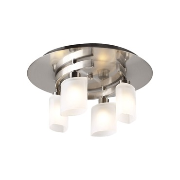 Wyndham Flush Mount by PLC Lighting | 648-SN