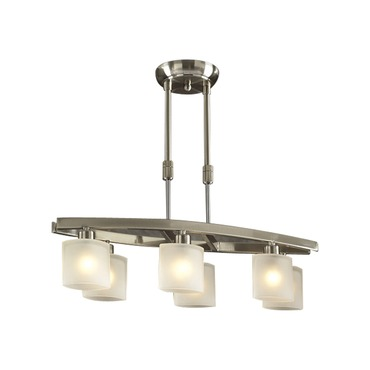 Wyndham Suspension by PLC Lighting | 649-SN