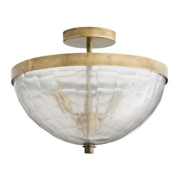 Abbot Semi Flush Ceiling Light