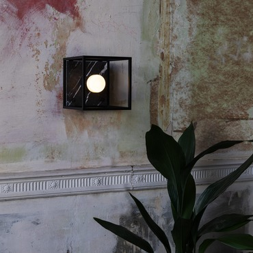 Caged 1.0 Wall Sconce