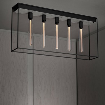 Caged Ceiling 5.0 Ceiling Light Fixture