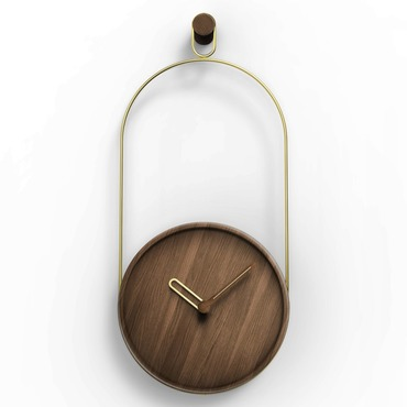 Eslabon Wall Clock