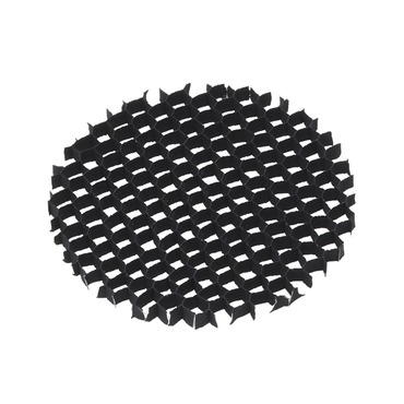 MR16 / PAR16 Eggcrate Louver by Tech Lighting | 700a02-bk