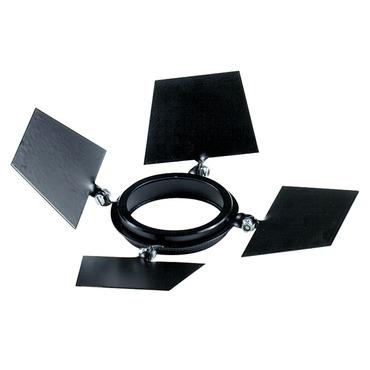 Barndoors Accessory by Tech Lighting   700A08-BK