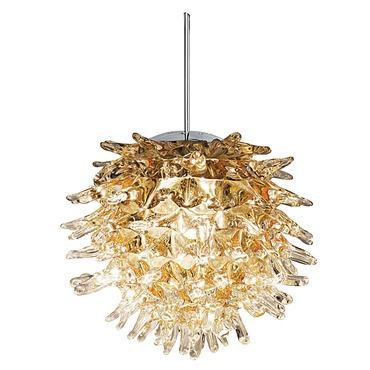 Ooni Pendant by LBL Lighting   hs171amsc1b35mpt