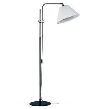 321 Floor Lamp with Paper Shade