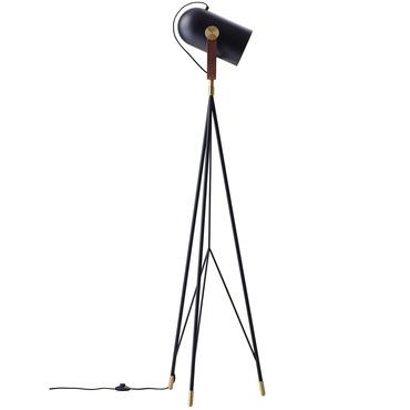 Carronade Floor Lamp