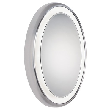 Tigris Oval Surface Mirror by Tech Lighting | 700BCTIGOS26S
