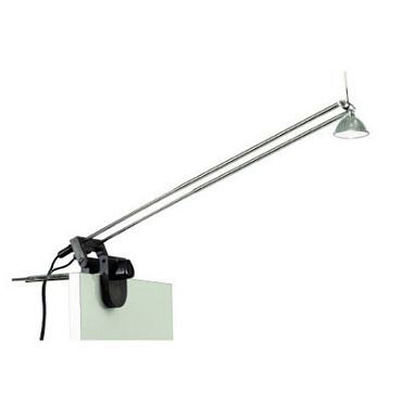 CP1 Clamp-On Light 50W by Tech Lighting | 700CP1-BK