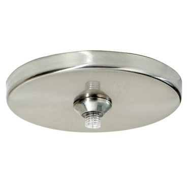 Freejack 4 Inch Round Flush Canopy by Tech Lighting | 700FJ4RFC