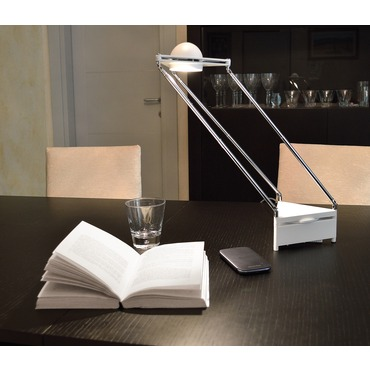 Kandido Table Lamp by Lucitalia