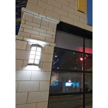 Modular New York Outdoor Wall Sconce by LBL L