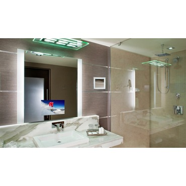 Novo Lighted Mirror TV by Electric Mirror