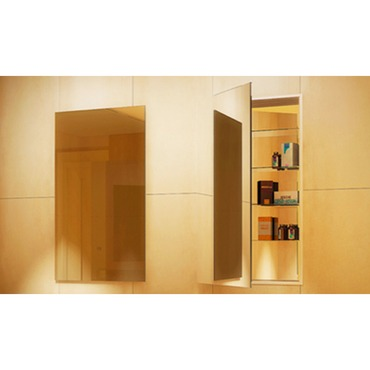 Simplicity Medicine Cabinet by Electric Mirror
