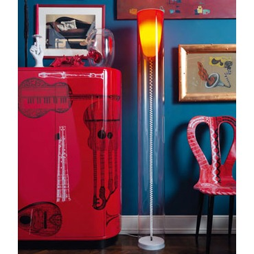 Toobe Floor Lamp by Kartell