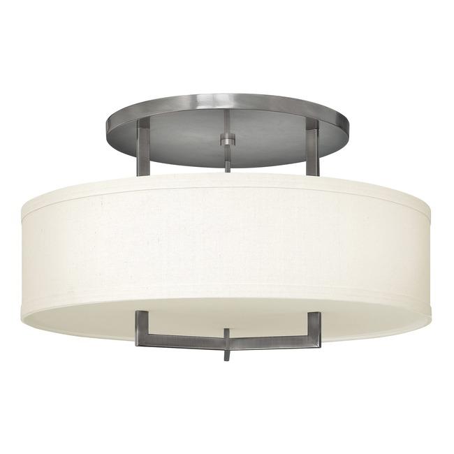Hampton Semi Flush Ceiling Light by Hinkley Lighting | 3211AN