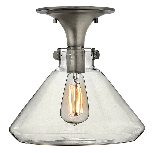 Congress Flat Bottom Semi Flush by Hinkley Lighting | 3147AN