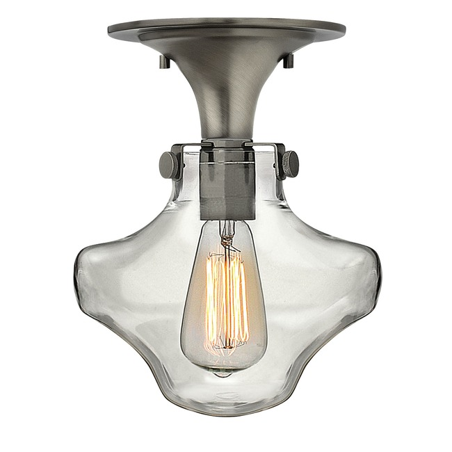 Congress Saturn Semi Flush Ceiling Light by Hinkley Lighting | 3150AN