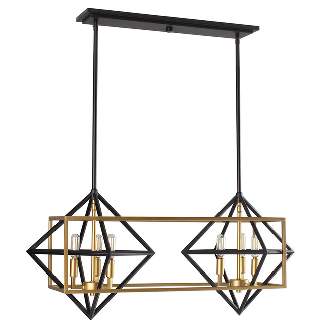 Pryor Multi-Light Pendant  by Eglo