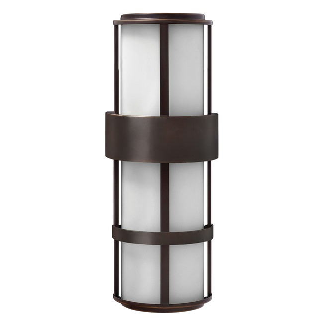Saturn Outdoor Pocket Wall Light by Hinkley Lighting | 1909MT