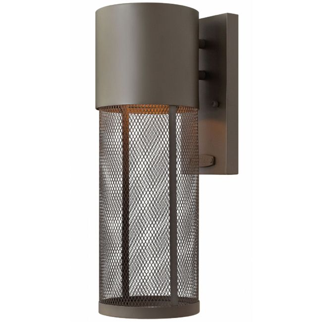 Aria Outdoor Wall Light by Hinkley Lighting | 2300KZ