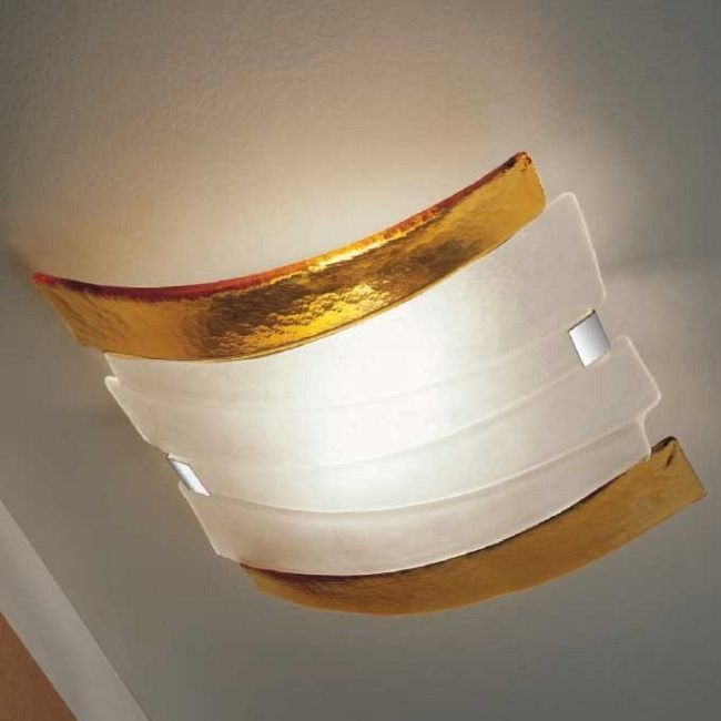 Riflessi Ceiling Light by Av Mazzega | RADPLM-02