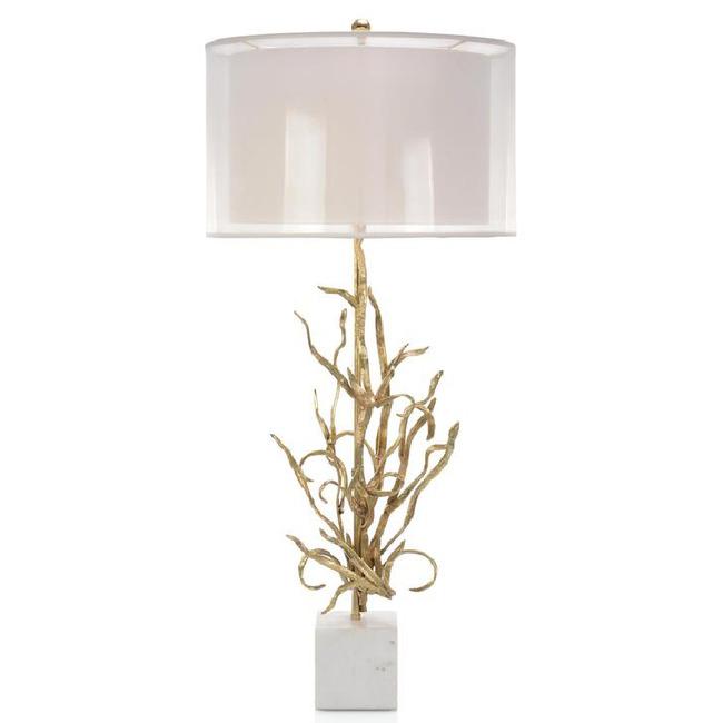 Swirling Reed Table Lamp  by John-Richard