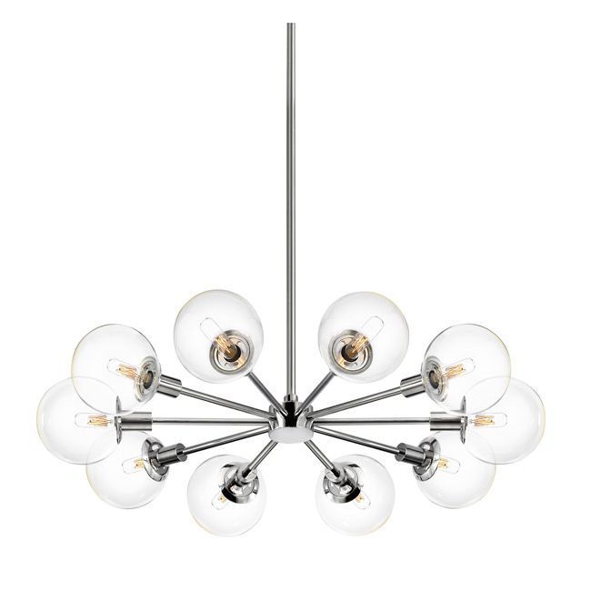 Orb Radial Pendant by SONNEMAN - A Way of Light | 4598.01C