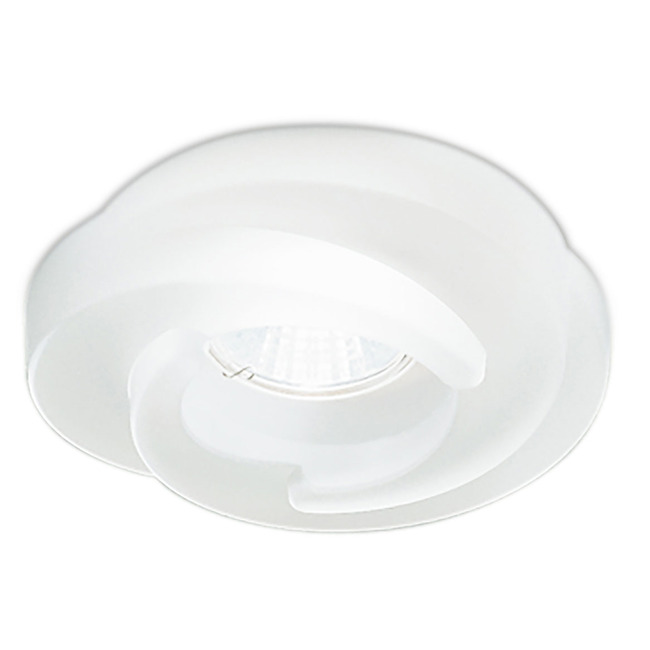 Spira 3.5IN Downlight Trim / New Construction Non-IC Housing  by Leucos