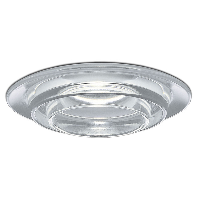 Sun 3.5IN Downlight Trim / New Construction Non-IC Housing  by Leucos